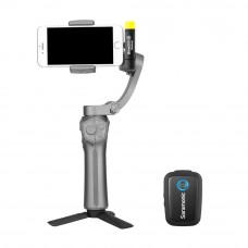 Двухканальная беспроводная микрофонная система Saramonic Blink500 B3 (TX + RX)